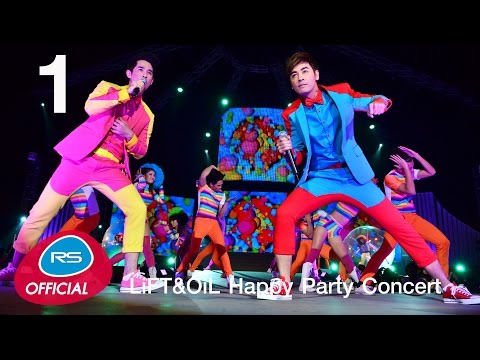 LiFT&OiL Happy Party Concert 1 | Live Concert