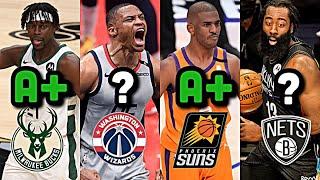 Re-Grading Every Major NBA Offseason Move