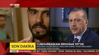Cumhurbaşkanı Erdoğan'ı Ağlatan Görüntüler - 15 Temmuz Şehitleri - TRT Avaz