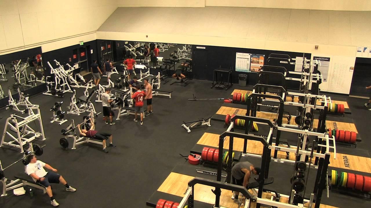 Unr Fitness Center