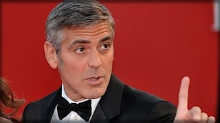 TRUMP WILL MAKE LOONEY GEORGE CLOONEY REGRET THE DISGUSTING THING HE JUST SAID TO HIM!