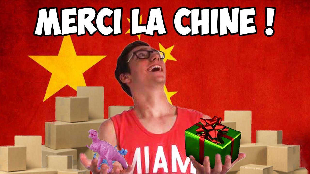 MERCI LA CHINE ! | Unboxing AliExpress #1 - ExBonus #13