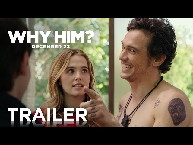 Why Him? Video 1