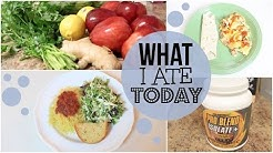 WHAT I ATE TODAY | LACTO-OVO VEGETARIAN