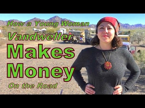 Nomadic Lifestyle Income Tips From Vanessa a Young Digital Nomad