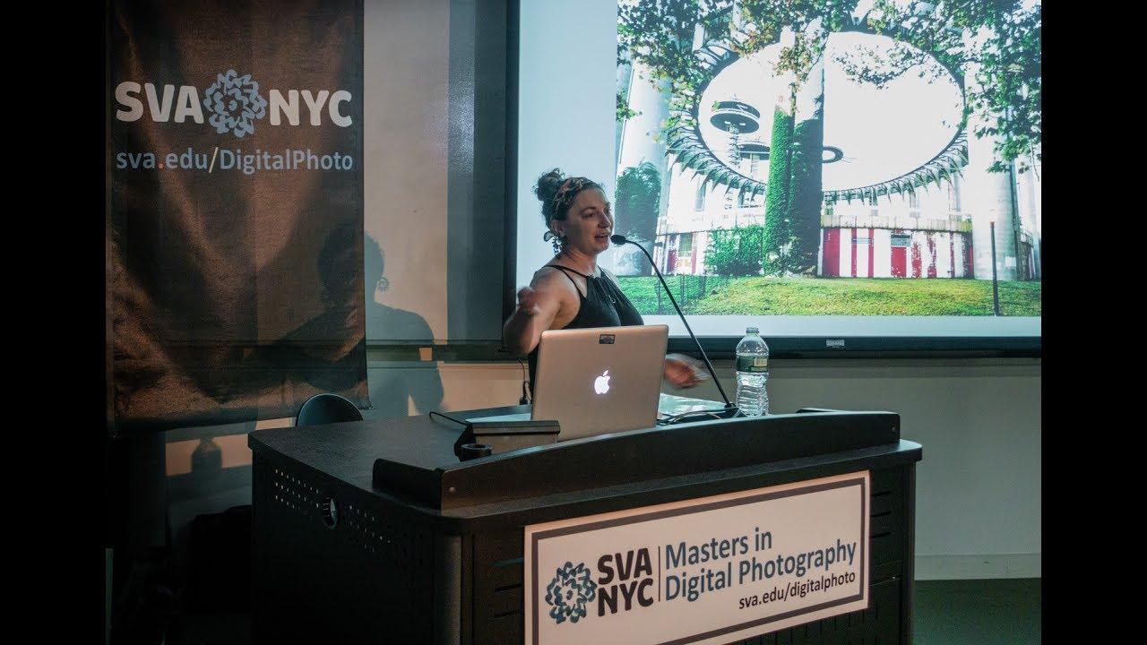 SVA i3 Lecture Series - Jade Doskow Photography