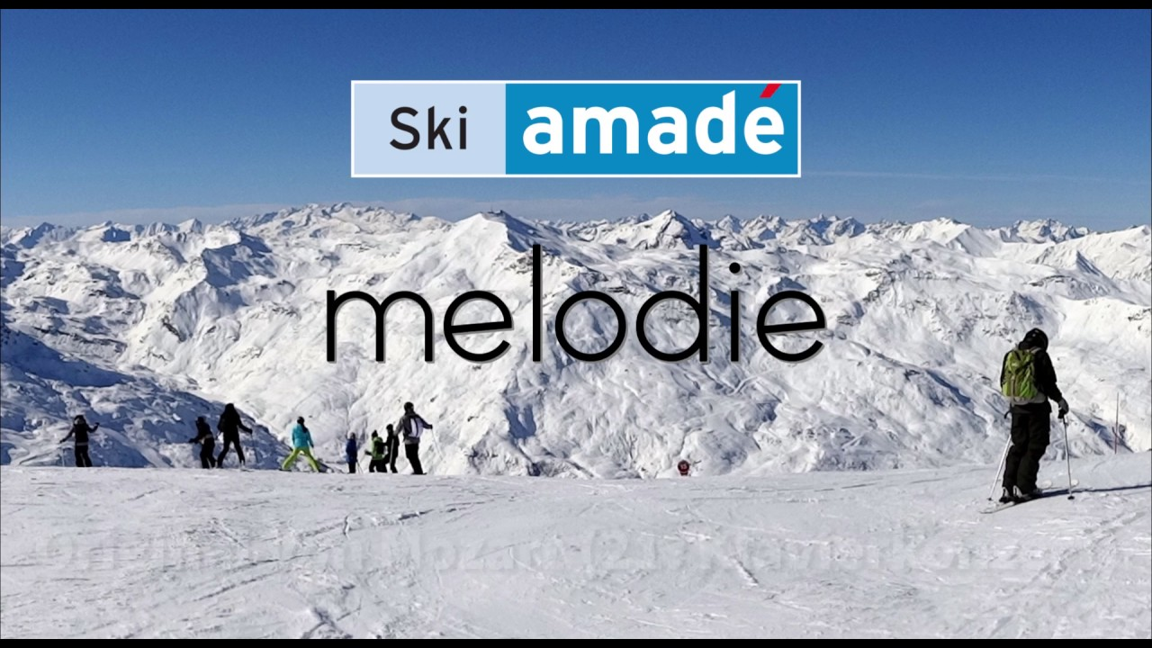 Ski Amadé Melodie - Vergleich - YouTube