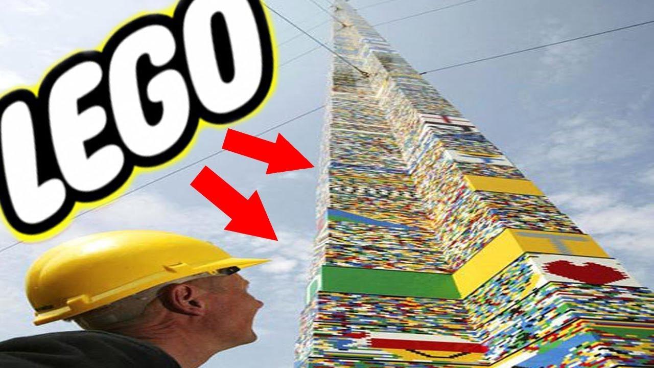 САМЫЕ - НЕВЕРОЯТНЫЕ Самоделки ИЗ Lego! Топ Самых Крутых Построек из Lego (слайдшоу)