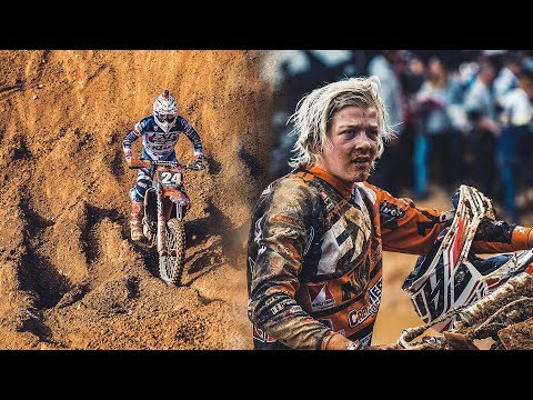 0,2 seconds from WINNING my first EMX250 race | vlog 76
