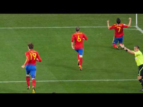 spain vs netherlands 2010 world cup final