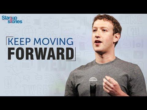Mark Zuckerberg Inspirational Speech | Keep Moving Forward | Motivational Video | Startup Stories