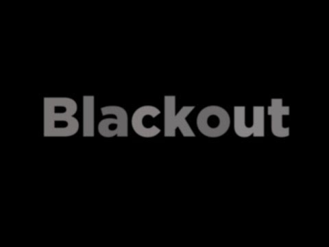 National Theatre Connections - Blackout (2016)