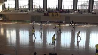 2015年03月22日 平成26年度第54回長野県総合ハンドボール選手権大会 Nagano Yeti VS TEAM ICHIRO  2