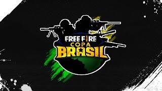 [🔴LIVE ] FREE FIRE COPA BRASIL - QUALIFICATÓRIAS ONLINE ! - HOST 7