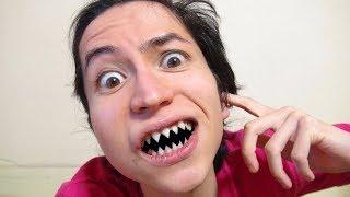 【整形】削った歯について語ります...  Why I Sharpened My Teeth...