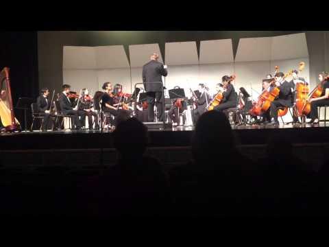 Richard Montgomery High School Orchestra (Williams - Wasps Overture)