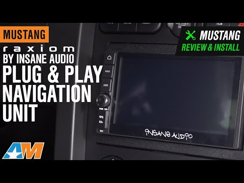 2005-2008 Raxiom By Insane Audio Plug & Play Navigation Unit Review & Install