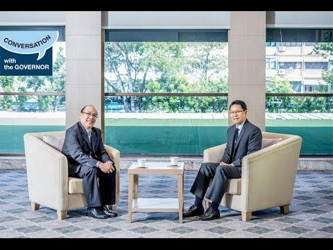 Conversation with the Governor : ธปท. กับบทบาทของธนาคารกลางในโลกยุค 4.0