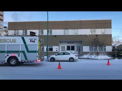 Downtown Yellowknife building evacuated after suspected propane tank leak