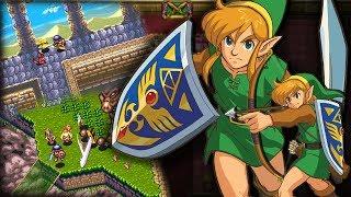 Games clones de The Legend of Zelda - Crusader of Centy/ Neutopia