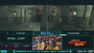 Dying Light by TheFuncannon and Amyrlinn in 1:32:03 AGDQ 2018