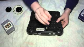 How to Mod a Nintendo 64 to Play Imported or Japanese games