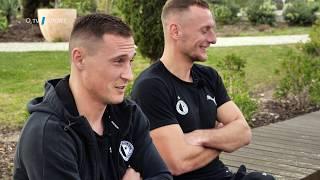 Jeden na dva: David Sobišek vs. Jan Bořil a Vladimír Coufal