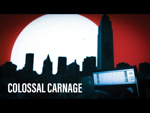 WOLFENSTEIN 2 SONG (COLOSSAL CARNAGE) LYRIC VIDEO - DAGames