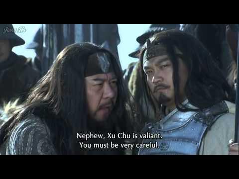 Three Kingdoms 2010 - Ma Chao vs Xu Zhu (ep. 62)