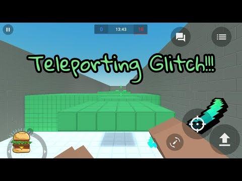 MiniGames & Bunny Hop - Teleport & Death Glitch / Bug | Block Strike 5.0.0