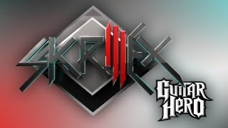 GH3: Scary Monsters and Nice Sprites the Juggernaut Remix (Skrillex) - 100% FC W/Hands