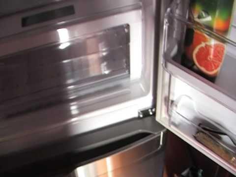 Холодильник Haier с нижней морозильной камерой A3FE742CGWJRU .