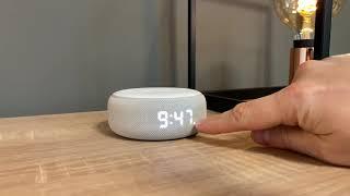 Ausprobiert: Der neue Echo Dot mit Uhr