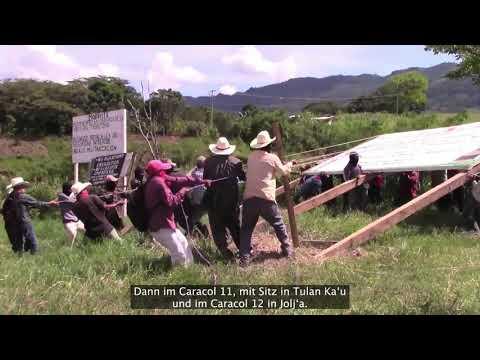 Bilder vom Durchbrechen der Umzingelung I – Video 2: Patria Nueva