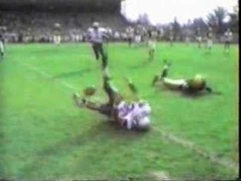 Greatest Football Catch Ever - Chris Moore, WWU (1992)
