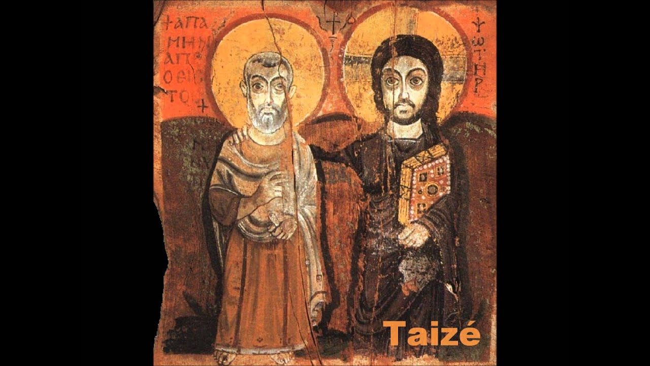 Taizé - O Christe Domine Jesu - YouTube