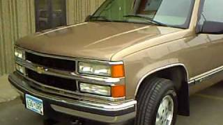 1995 Chevy Tahoe 1500 LT