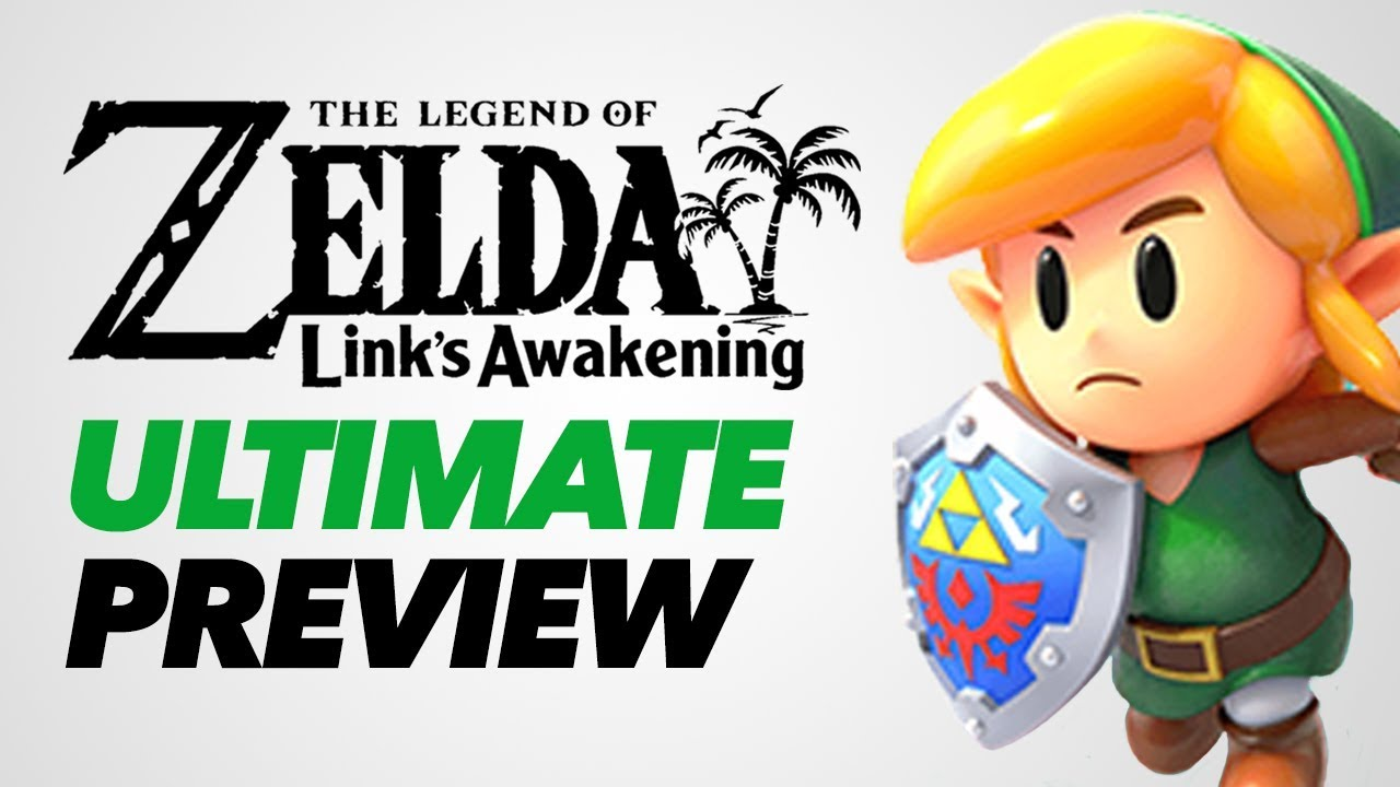 Link's Awakening Remake - The Ultimate Preview (With Gameplay!) thumbnail
