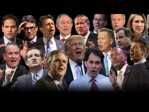 Chuck Todd Said WHAT?! About the 2016 Republican Presidential Candidates
