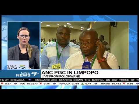 Update on the ANC Limpopo PGC