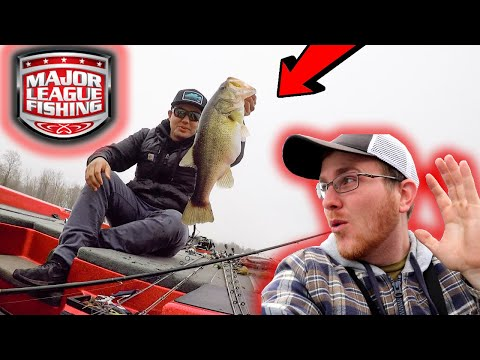 FIRST Michigan Fishing Tournament Of The Year.. INSANE COMEBACK (Giant Bass)