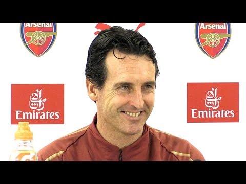 Unai Emery Full Pre-Match Press Conference - Manchester United v Arsenal - Premier League Mp3