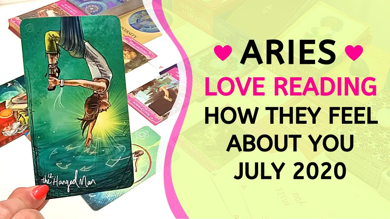 "ARIES ❤️ ""Is it too late for us?"" ~ How They Feel About You Love Reading July 2020"