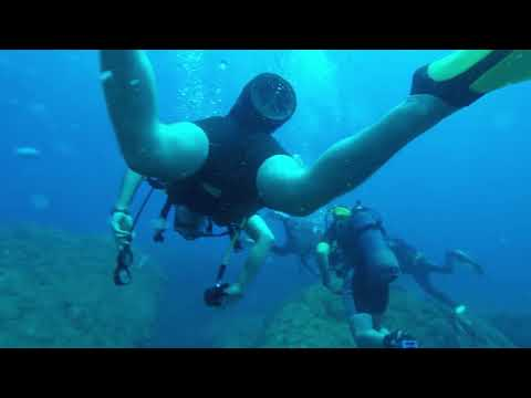 cyprus scuba diving with scuba cyprus (gopro hero 5)