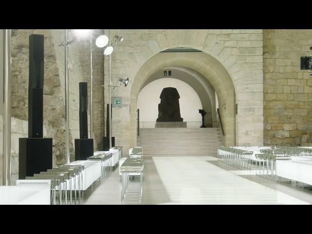 Louis Vuitton Women's Spring-Summer 2018 Fashion Show Space