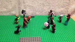 Marvel's: Captain America Civil War Trailer #2 - in LEGO