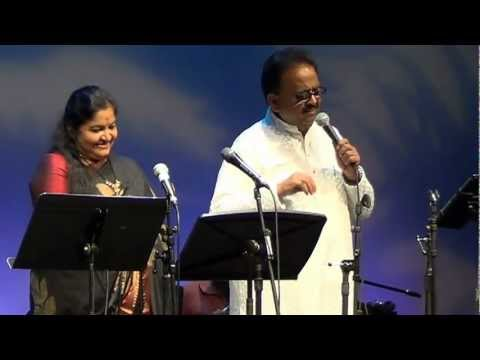 Nan Pogiren : Naanayam  (SPB sir and Chitra ji live)