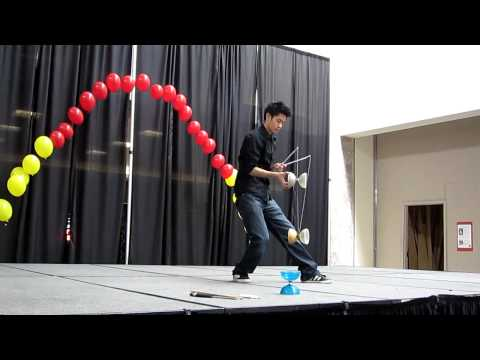 Chinese Yoyo Performance for APA Heritage Program