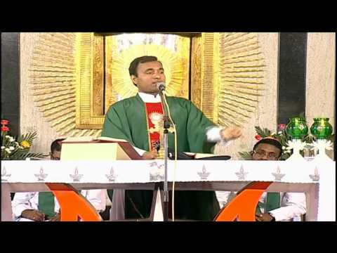 fr jospe edattu vc reason to respect honour mother mary holy mass homily english