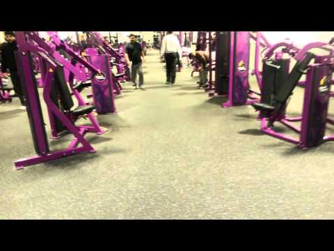 Toronto New Planet Fitness Full Tour New Gym